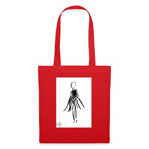 Lady - Tote Bag
