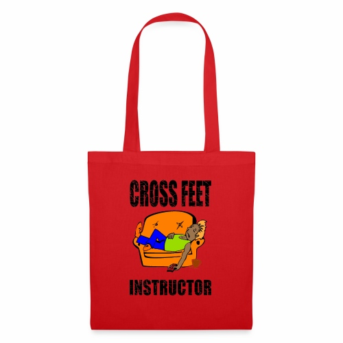 Crossfeet Instructor - Tote Bag