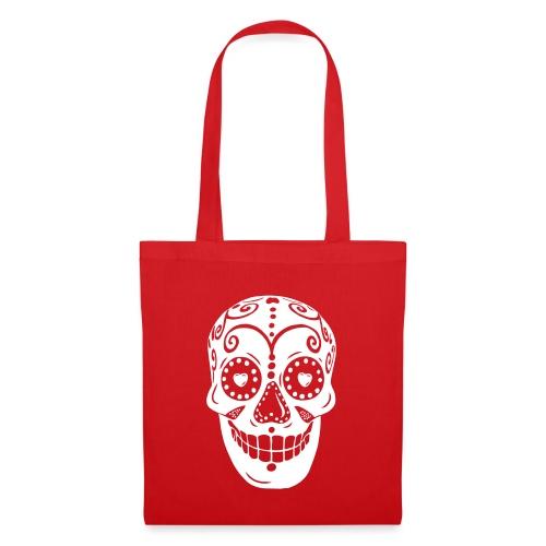 Skully - Tote Bag