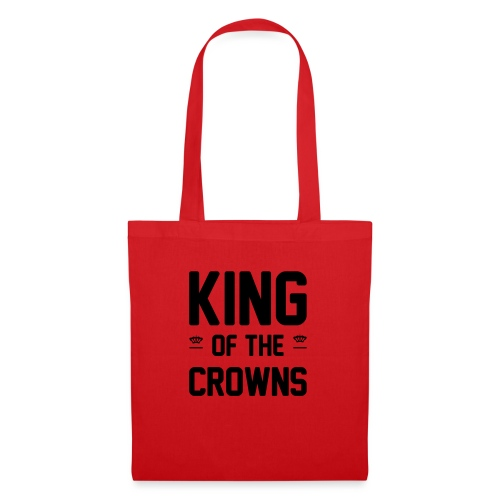 King of the crowns - Tas van stof