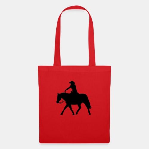 Ranch Riding extendet Trot - Stoffbeutel