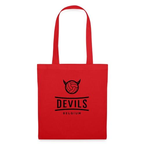 België devils Duivels voetbal - Sac en tissu