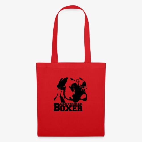 Deutscher Boxer - Stoffbeutel