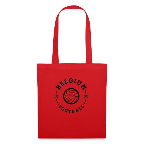 Belgium football - Belgique - Belgie - Tote Bag