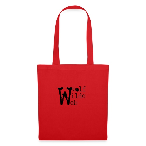 Camiseta Woolf Wilde Web - Bolsa de tela