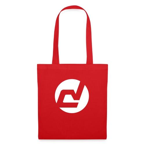 logo blanc - Tote Bag