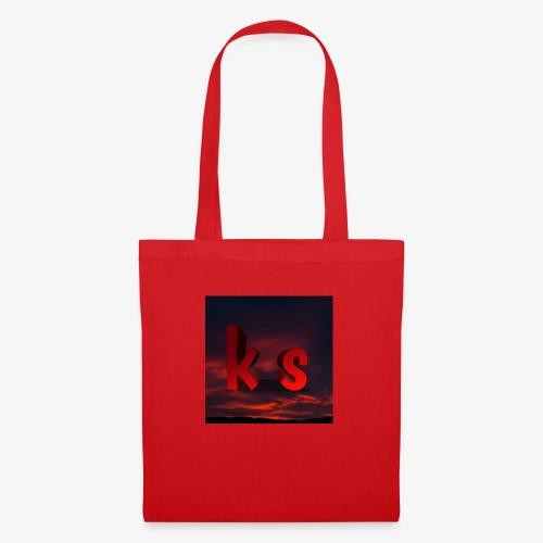 Logo KS red - Sac en tissu
