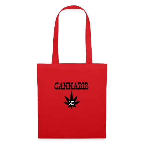 CANNABIS ME - Stoffbeutel