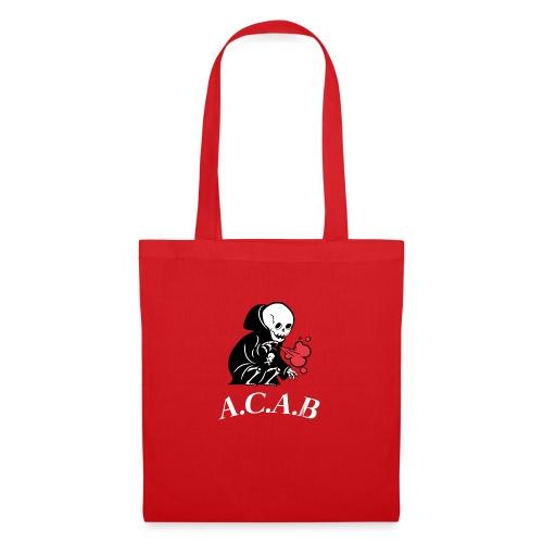 A.C.A.B la mort - Sac en tissu