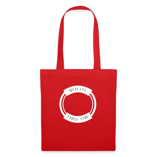 Quality Takes Time - Tote Bag