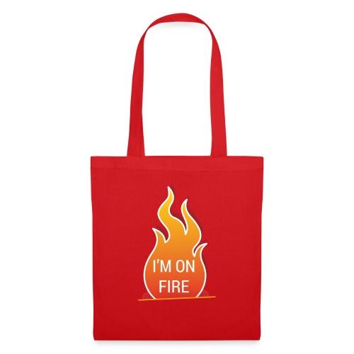 I'm on fire - Tas van stof