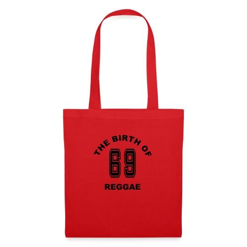 1969 The birth of Reggae-Musik - Stoffbeutel