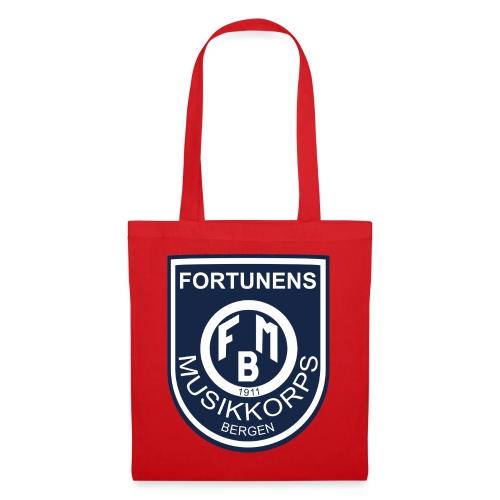 Fortunen logo - Stoffveske