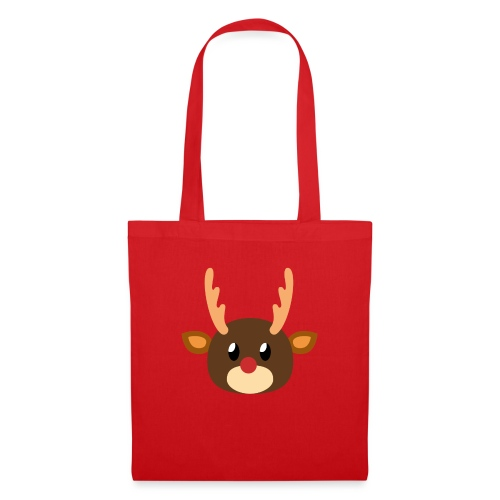 Rentier »Rudy« - Tote Bag