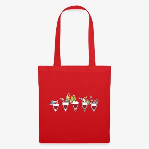 Soirée cuptails - Tote Bag