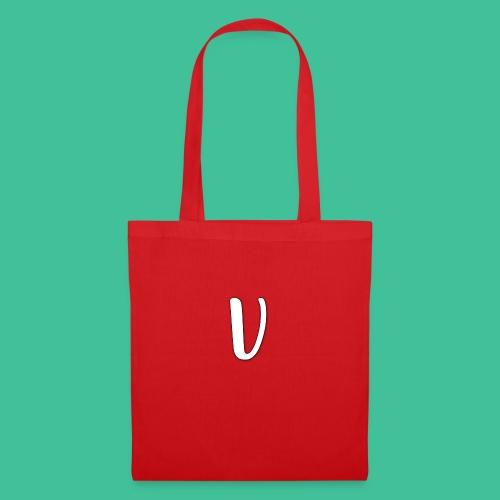 Velosity V Icon - T-Shirt Washed Burgundy Clr - Tote Bag