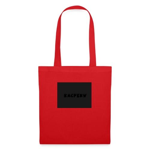KacperW Merchandise - Tas van stof