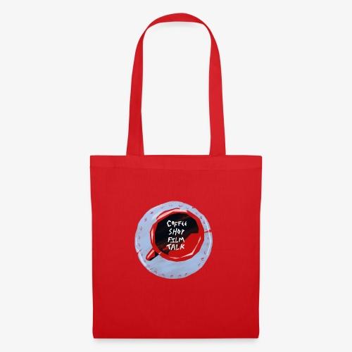 Coffee Shop Film Talk - Tote Bag