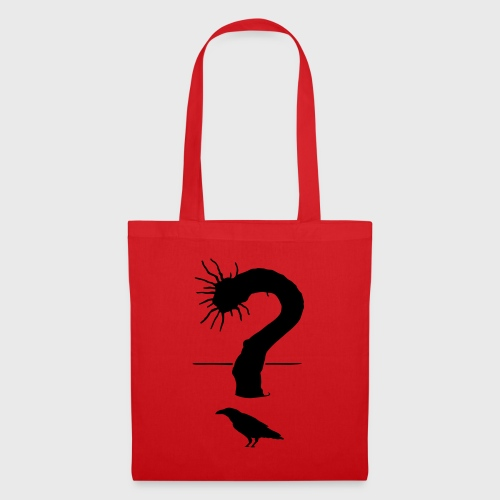 Corbeau Question - Tote Bag