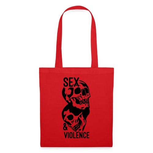 Sex/violence - Tote Bag