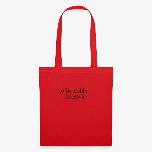 THE LIFESTYLE - Borsa di stoffa