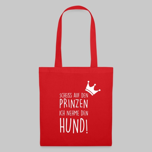 Prinz Hund - Stoffbeutel