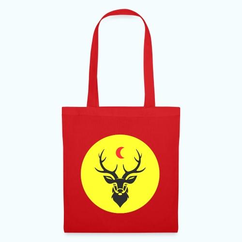 Hipster deer - Tote Bag