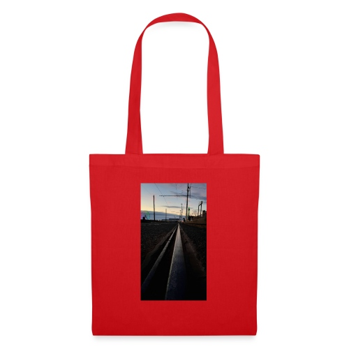 Blackpool, England, UK - Tote Bag