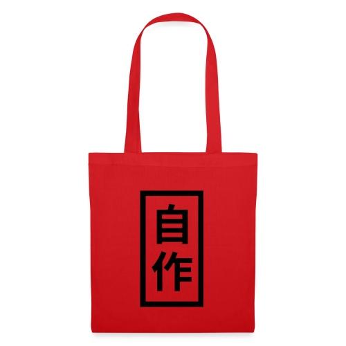 Self Made Kanji - Bolsa de tela