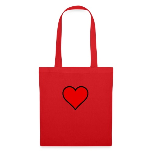 Small heart - Tote Bag