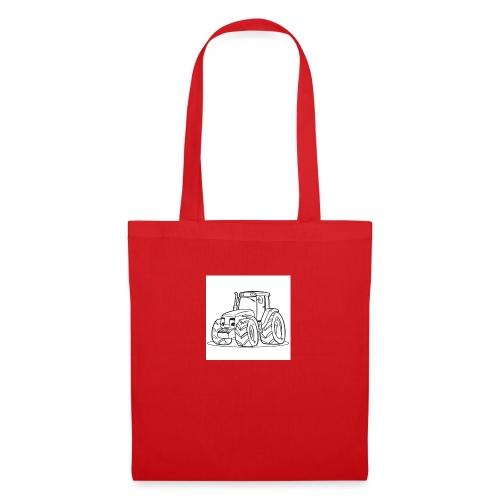 tracteur 1 - Tote Bag