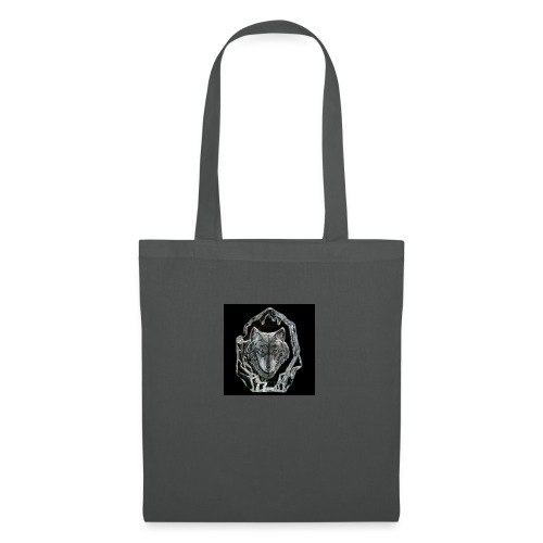 Crystal Wolf - Tote Bag