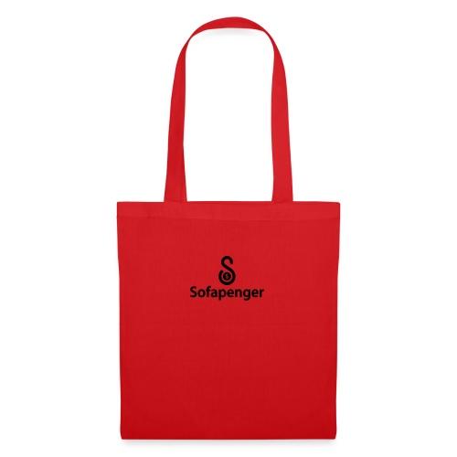 Sofapenger logo - Stoffveske