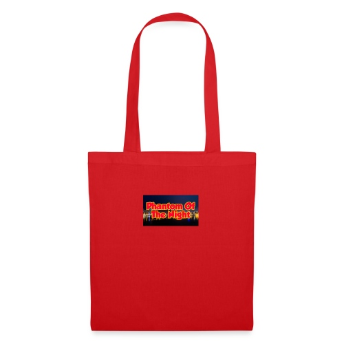 Phantom Of The Night Official Wear - Tote Bag
