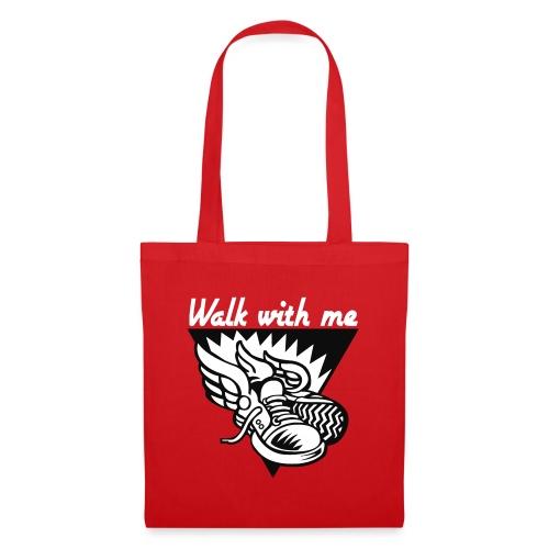 WALK WITH ME - Tote Bag