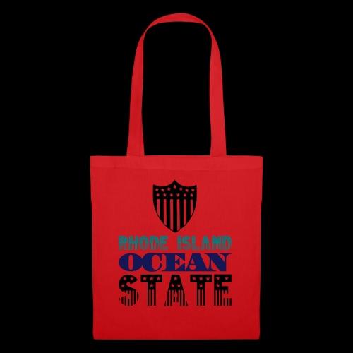 rhode island ocean state - Tote Bag