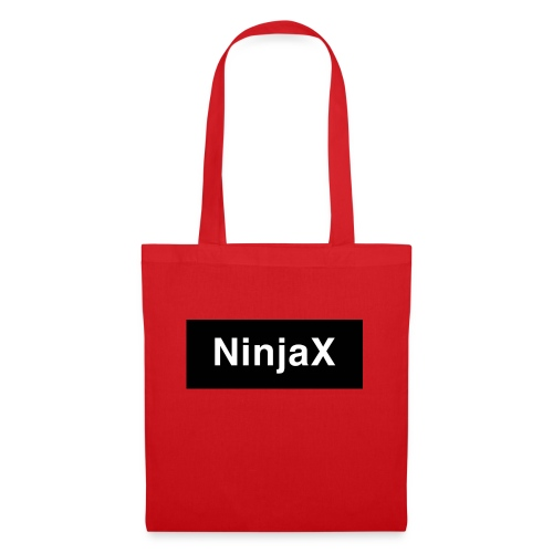 NinjaX Svart Vit - Tygväska