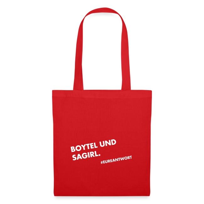 Boytel und Sagirl.