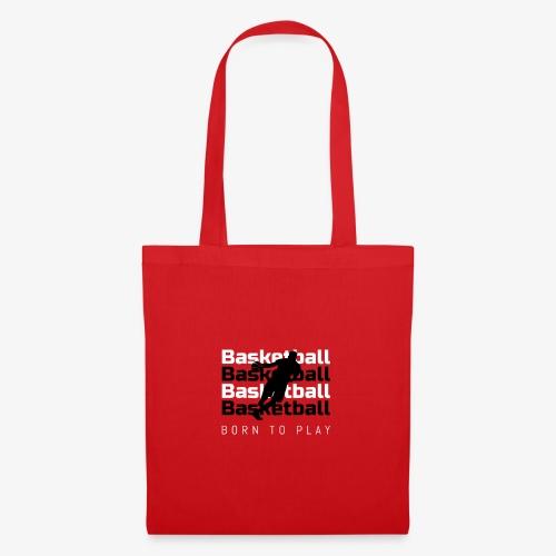 T-Shirt basket-ball fan - Sac en tissu