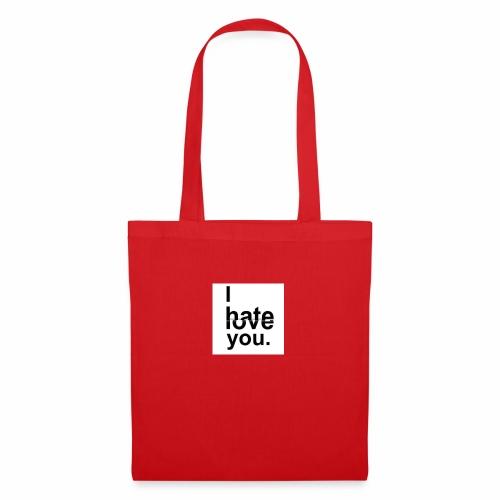 love hate - Tote Bag