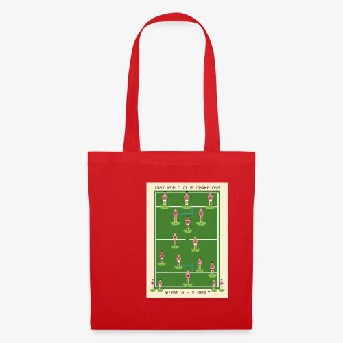 1987 World Club Champions - Tote Bag