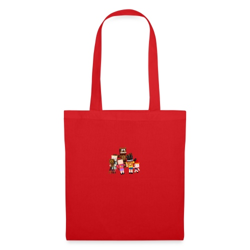 Withered Bonnie Productions - Meet The Gang - Tote Bag