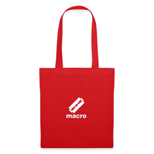 MACRO Festival Rain-Ban - Tote Bag