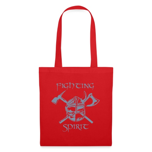 casque pompier fighting spirit - Tote Bag