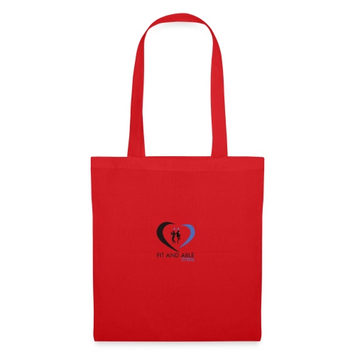 Fit and Able Fitness Logo - Tote Bag