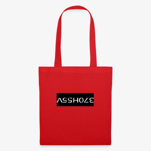 ASSHOLE Design - Tas van stof