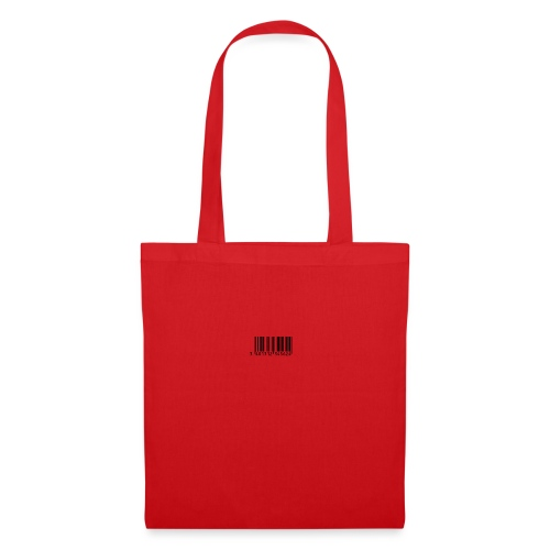 Code barre man - Tote Bag