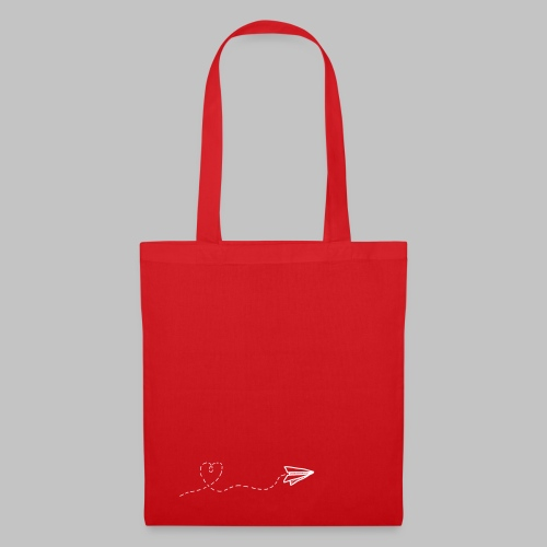 fly heart - Tote Bag