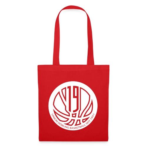 logo weiss - Stoffbeutel