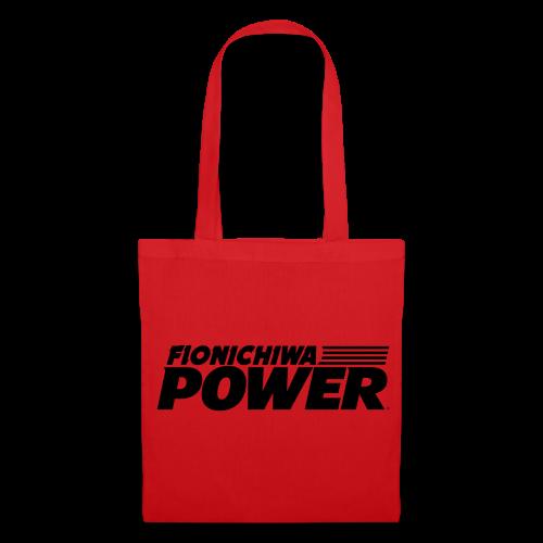 Flonichiwa Power Vers. 2 - Stoffbeutel
